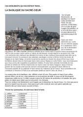 ces-monuments-qui-racontent-paris-le-sacre-cour-comprehension-ecrite-texte-questions-feuille-dexer_103277.docx