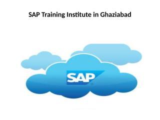 SAP Training Institute in Ghaziabad.pptx