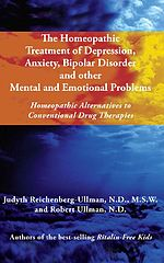 The Homeopathic Treatment of Depression, Anxiety - Judyth Reichenberg Ullman.epub